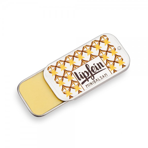 lipfein Lippenbalsam Minibalsam Vanille 4 g