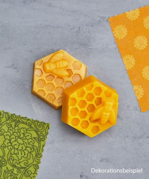 Bienenwachsblock - Repair-Kit für Bienenwachstücher - 50g