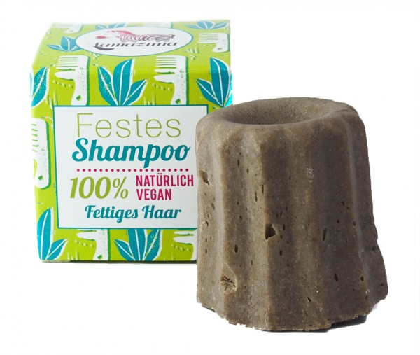 Festes Shampoo Chang May (fettiges Haar)
