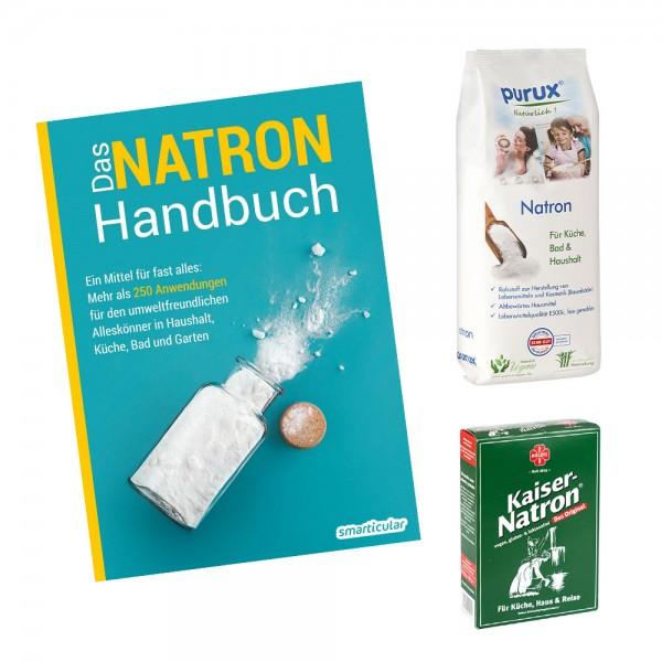 Natron-Sparset inkl. Natron-Handbuch