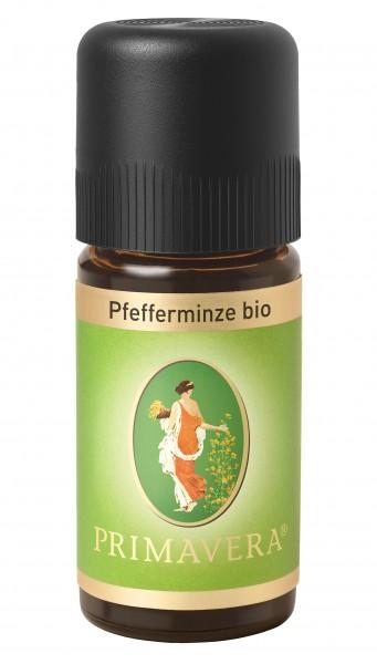 Ätherisches Öl Pfefferminze Bio 10 ml