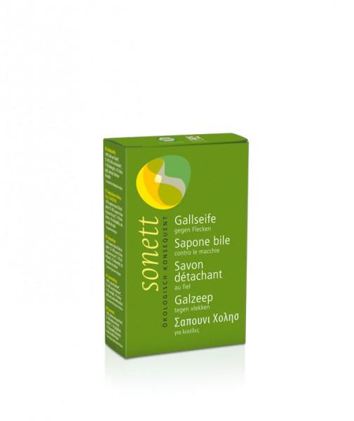Sonett Gallseife (Stücke im Einzelkarton) 100 g