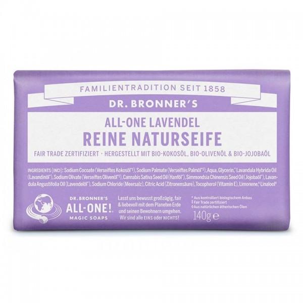 Dr. Bronner's reine Naturseife Lavendel