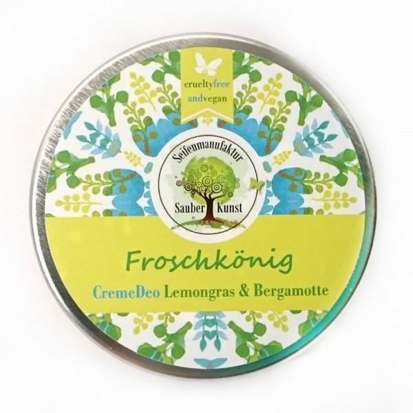 Sauberkunst CremeDeo Froschkönig