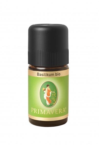 Ätherisches Öl Basilikum bio* 5 ml