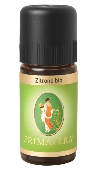 Ätherisches Öl Zitrone bio* 10 ml