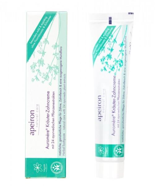 Auromère Kräuter-Zahncreme Bio