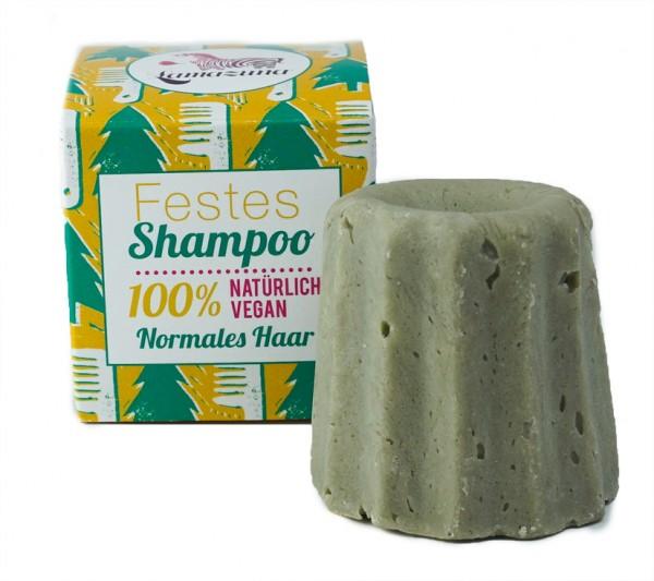 Festes Shampoo Waldkiefer (normales Haar)