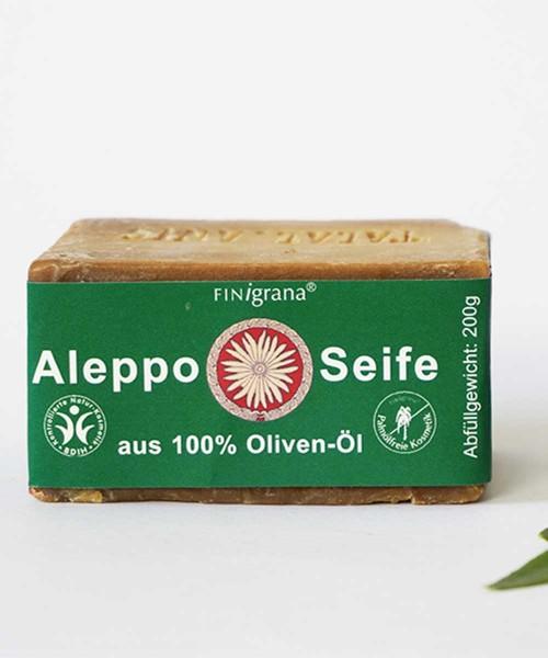 Aleppo Seife, reine Olive
