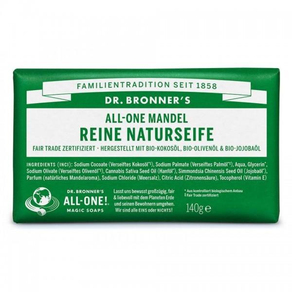 Dr. Bronner's reine Naturseife Mandel
