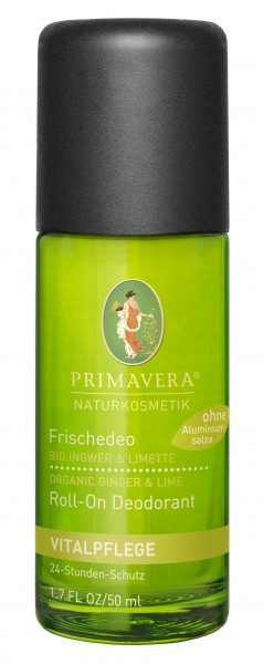 Frischedeo Ingwer Limette 50 ml